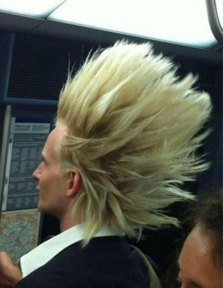 21 Worst Hairstyles In The World