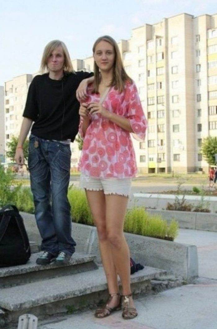 30+ Very Tall Girls You Must See