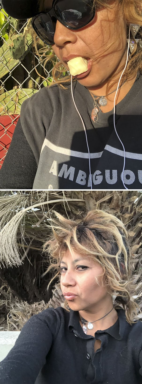 23 Strange Photos That People Found In Their Phones
