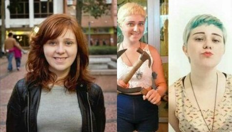 37 Photos Show Girls Before And After Feminism