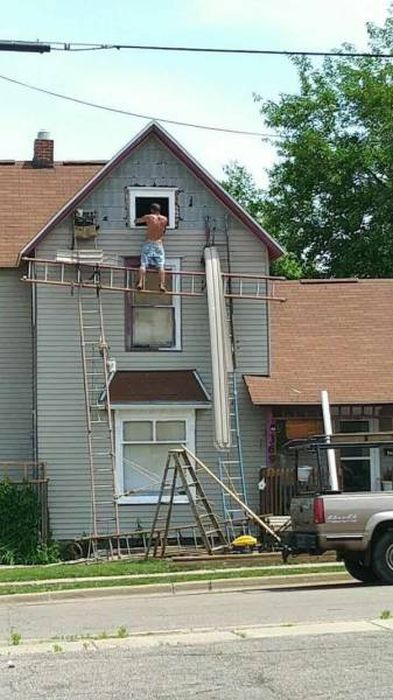 31 People Who Have Never Heard Of Safety