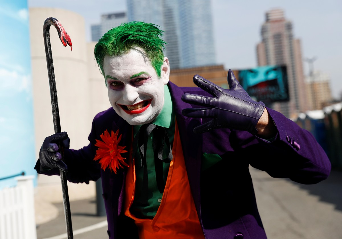 28 Bright Moments Of New York Comic Con 2018
