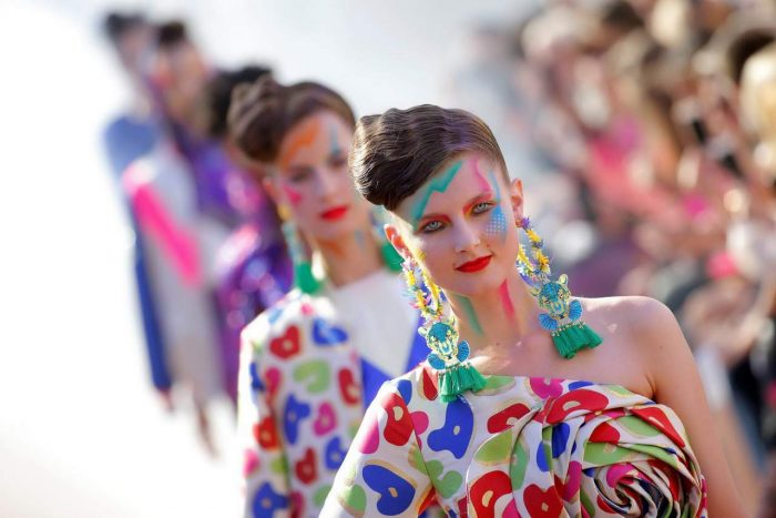 60 Bright Moments Of Paris Haute Couture Fashion Week 2018