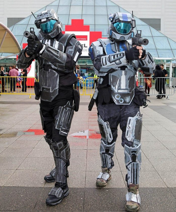 33 Bright Moments Of MCM London Comic Con 2018