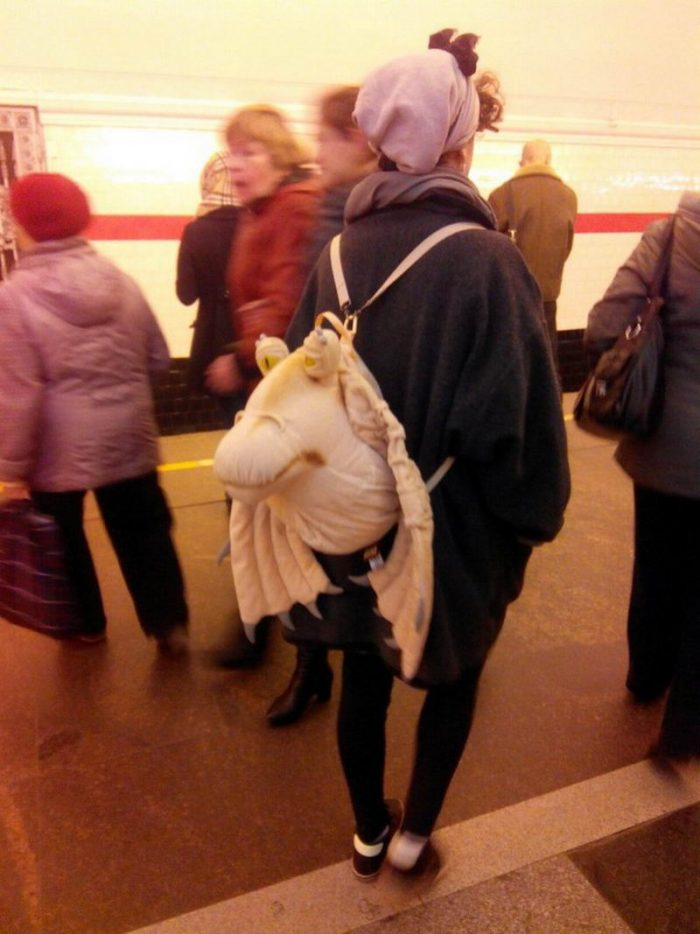 39 Strange People Who Could Not Care Less About Fashion