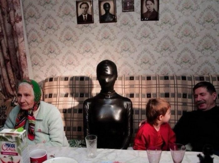 35 Strange Photos That Can Not Be Explained