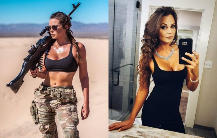Uniformed Girls Turn Into Glamorous Ladies (39 Photos)