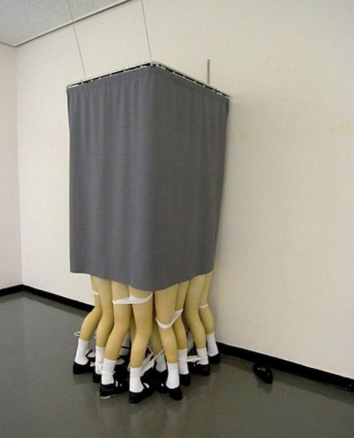 Weird Pictures That Can Not Be Explained (41 Photos)