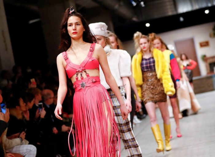 Berlin Fashion Week 2019 (13 Photos)