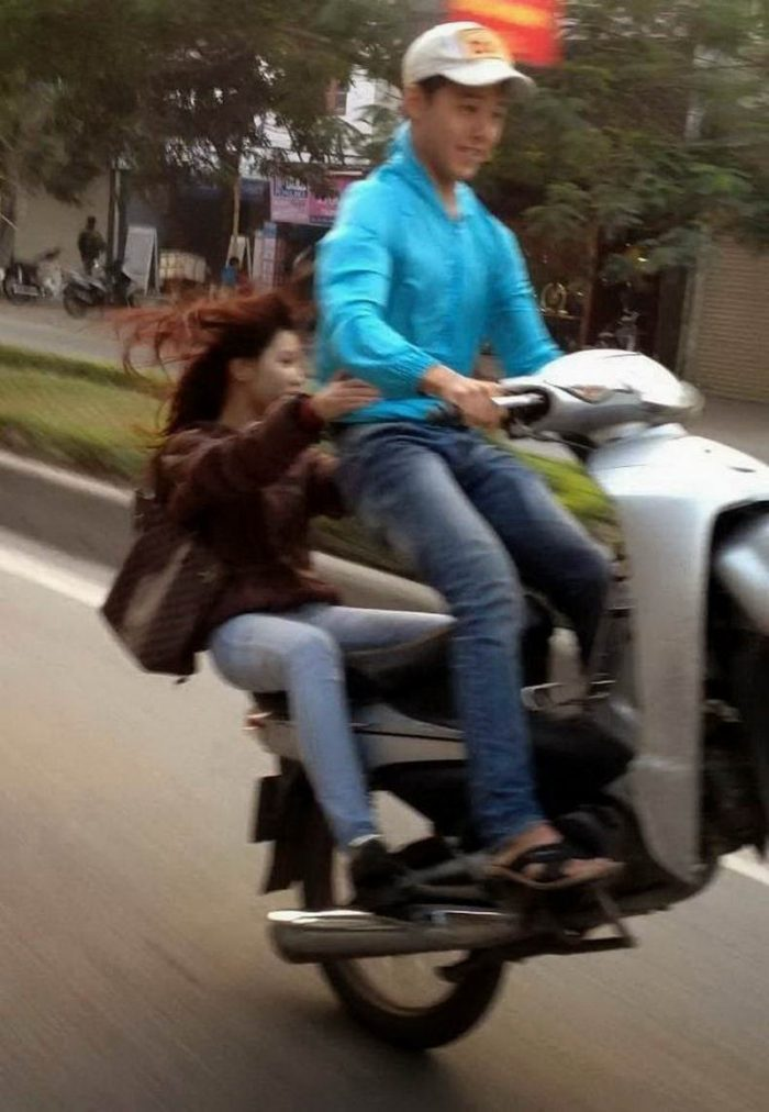 37 Most Funny And Strange Pictures From Asia