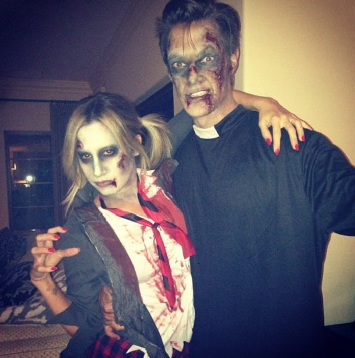 Celebrity Halloween Costumes That Were More Treat Than Trick