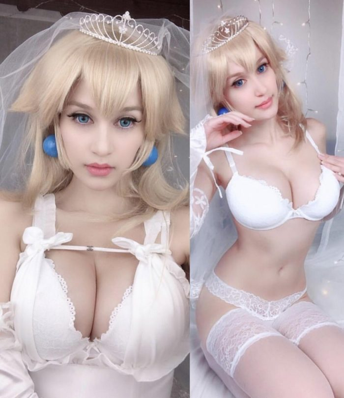 Hottest Cosplay Girls You Can't Miss (36 Photos)