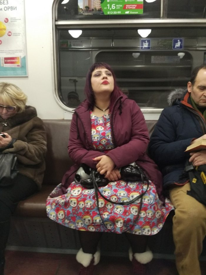 Weird People Who Like To Look As Stupid (37 Photos)