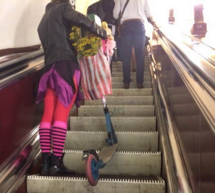 Weird People Who Like To Look As Stupid (38 Photos)