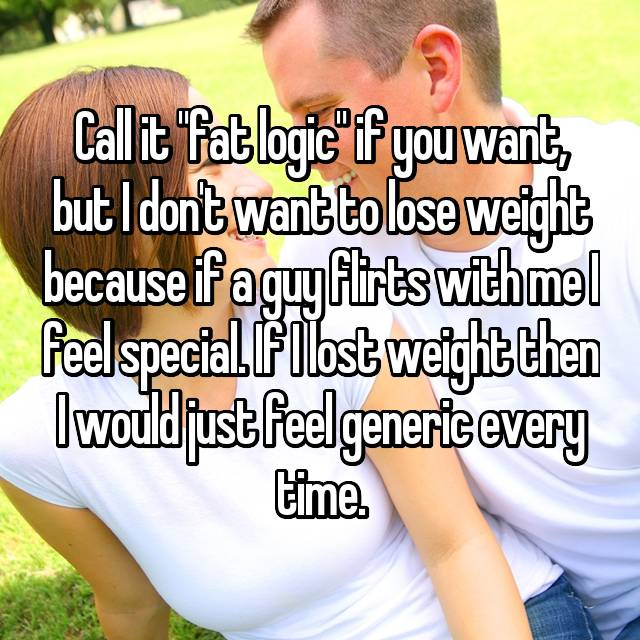 20 Confessions From Overweight Women Who Don't Want To Lose Weight!