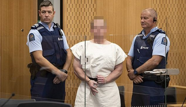 Accused Christchurch gunman files formal complaint claiming he's being denied basic rights in prison