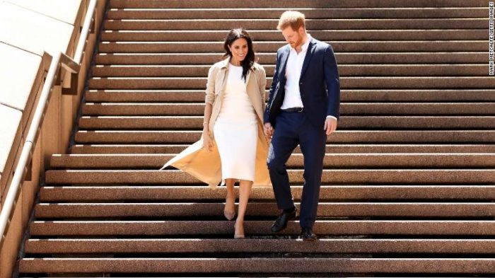UK royals crack down on racist abuse of Meghan