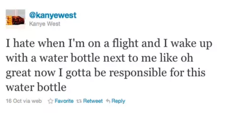 10 Kanye West Tweets You Won't Believe Are Real