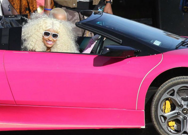 30 Of The Coolest Celebrity Rides