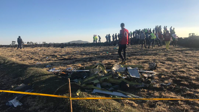 Deadly Ethiopian Airlines crash triggers grief for families in US, dozens of other countries