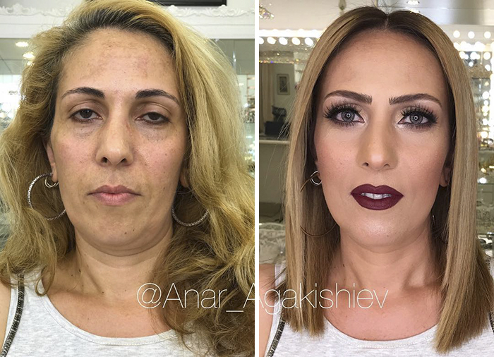 Makeup Artist Turns His Clients As Old As 80 Look Young Showing Power Of Makeup