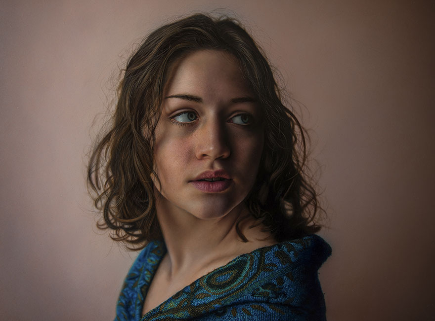 The Work Of This Artist Will Blow Your Mind When You Realize That These Are Not Pictures.