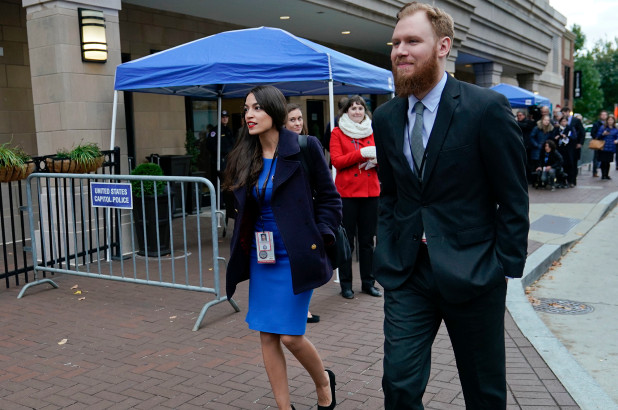 Alexandria Ocasio-Cortez's campaign may have illegally paid her boyfriend: complaint