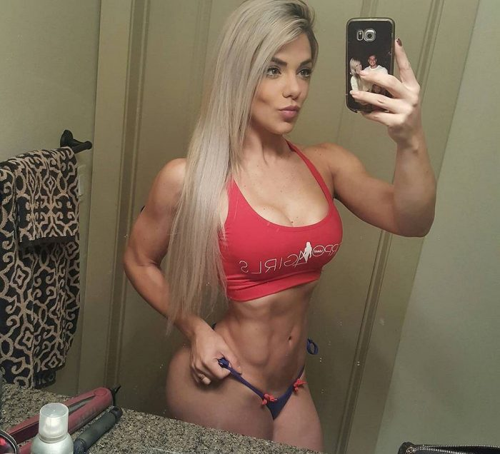 Fitness Girls You Must See (35 Photos + 4 GIFs)