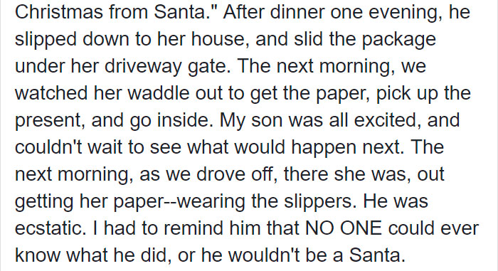 This Mom Found A Genius Idea To Tell Her Kids That Santa Claus Doesn't Exist