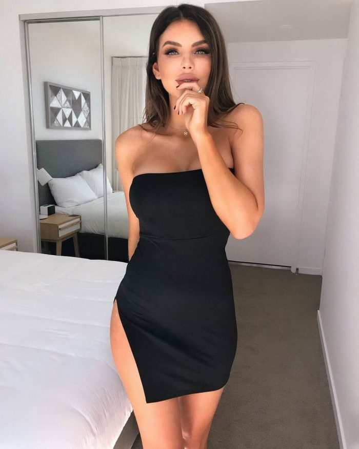 Girls In Tight Dress You Must See (49 Photos)