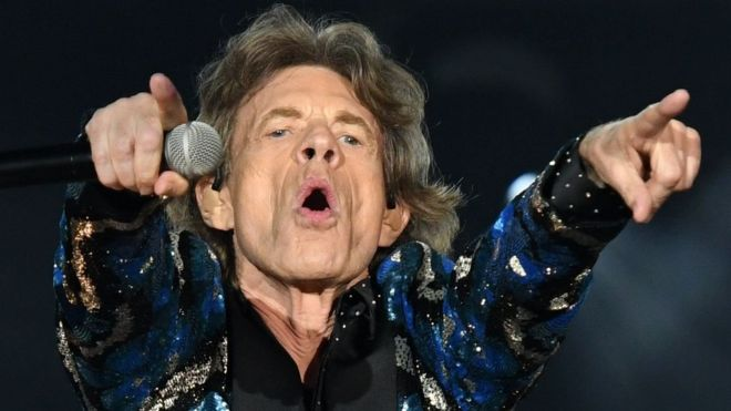 Mick Jagger 'on the mend' after hospital treatment