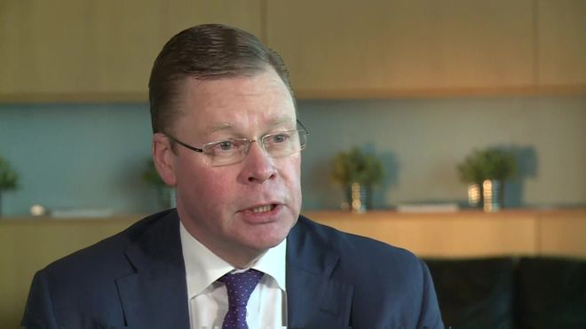 Centrica boss gets 44% pay rise after 'challenging year'