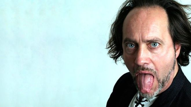 Veteran stand-up comedian Ian Cognito has died on-stage during a performance