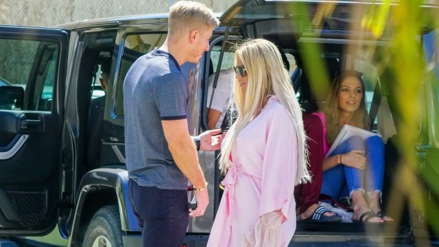 Katie Price leaves Harvey with 19 year old nanny at home as she parties in Ibiza with boyfriend Kris Boyson
