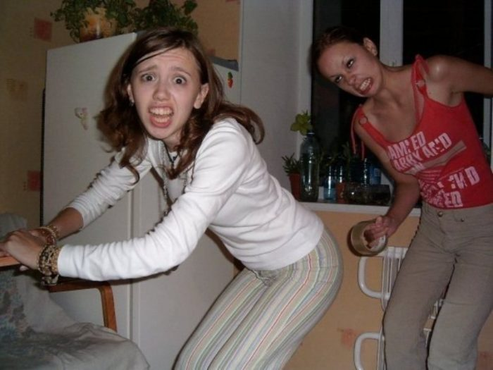 That Awkward Moment Caught On Camera (35 Photos)