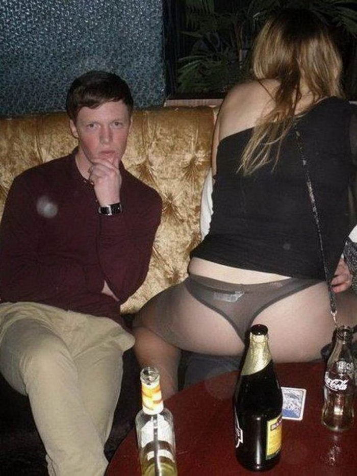 That Awkward Moment Caught On Camera (63 Photos)
