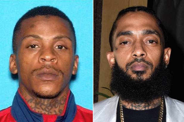 Nipsey Hussle's suspected killer Eric Holder is in custody