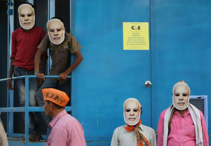 Daily Life In India (28 Photos)
