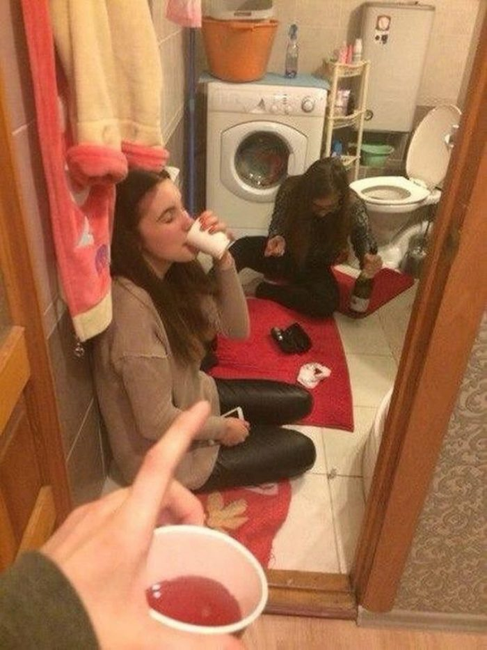Epic Fails With Drunk Adventures Of Weird People (41 Photos)
