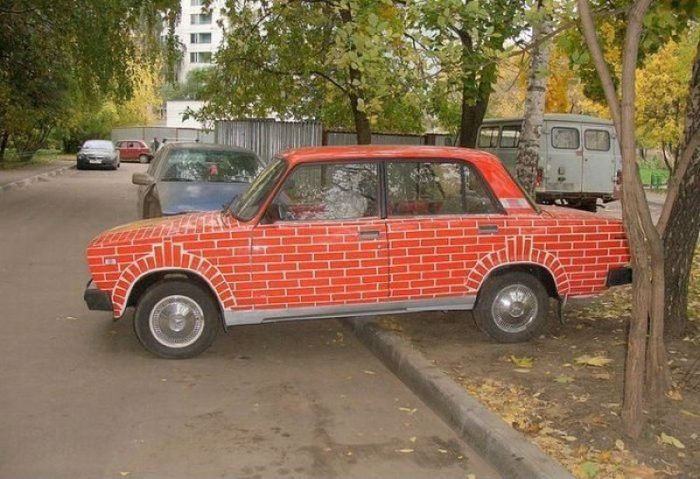 Funny Car Fails And Humor To Make Your Laugh (39 Photos)