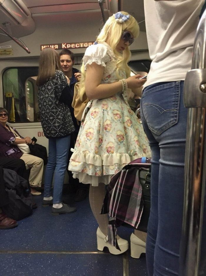 Weird People Who Like To Look As Stupid (40 Photos)