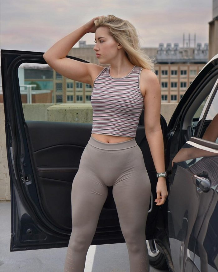 Hot Sporty Fitness Girls You Must See (35 Photos + 5 GIFs)