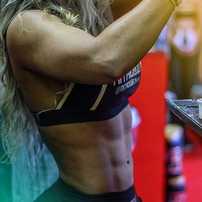 These Fit Girls Like To Live In Gym (25 Photos)