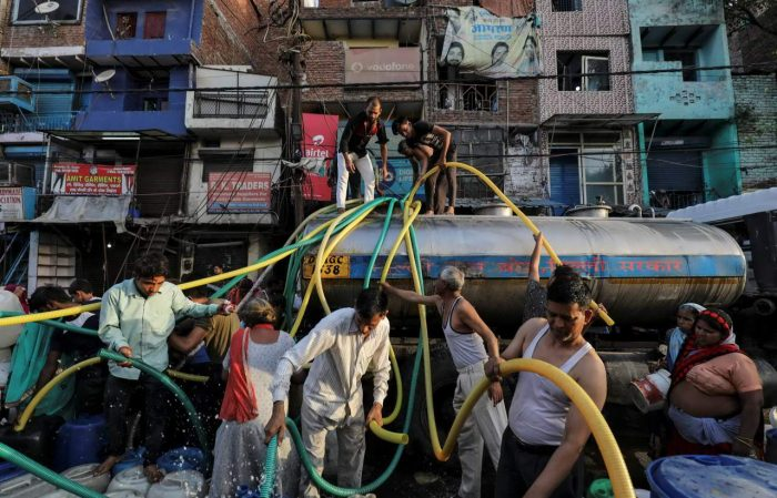 Daily Life In India (36 Photos)