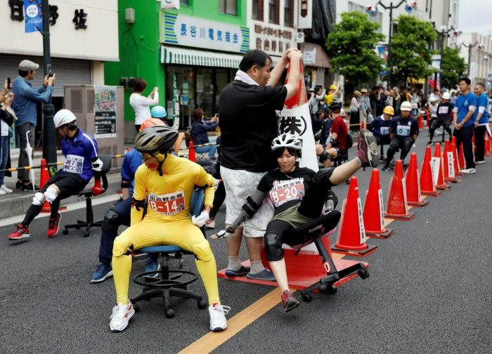 Daily Life In Japan (20 Photos)