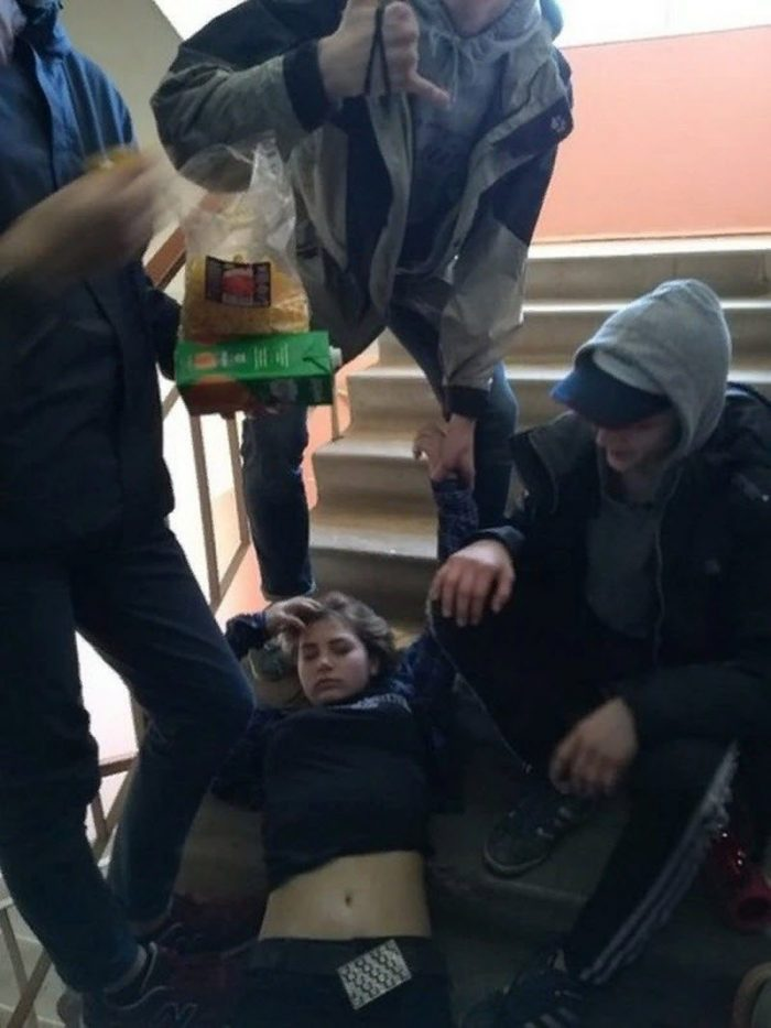 Epic Fails With Drunk Adventures Of Weird People (35 Photos)