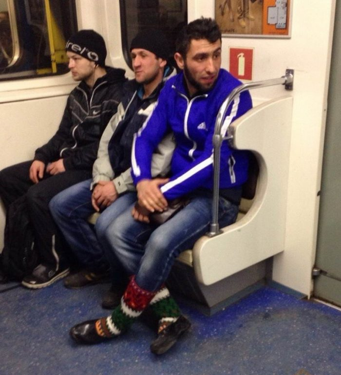 Weird People Who Like To Look As Stupid (39 Photos)