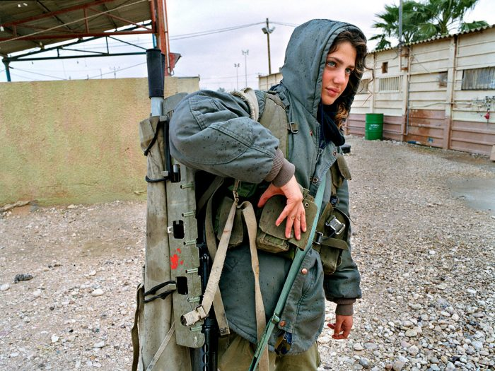 Israeli Army Women On The Real Pictures Of Rachel Papo (28 Photos)