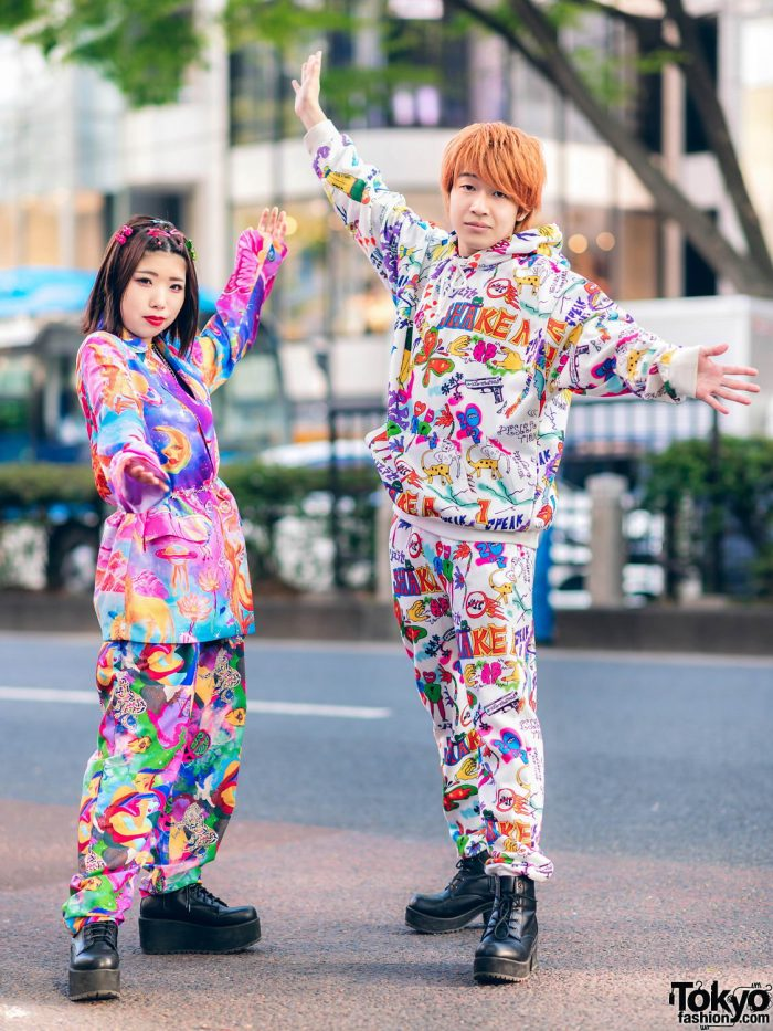 Tokyo Street Fashion And Style (45 Photos)