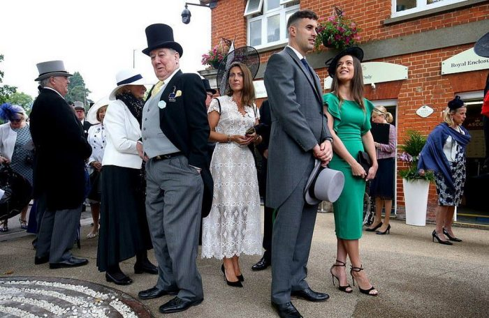 Royal Ascot Horse Races 2019 (40 Photos)